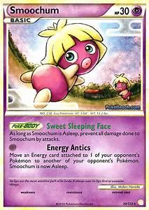 Smoochum Heartgold U0026 Soulsilver Hs 30 U2019 Card Of The Day