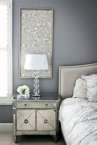 Excellent Home Furniture In Apartment Decoration Contains Endearing Cheap Mirrored Nightstand