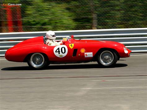 Ferrari 500 Mondial Scaglietti Spyder 1954–56 wallpapers ...