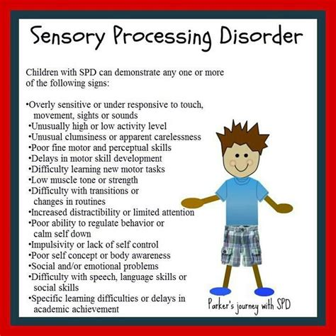 spd symptoms repinned by playwithjoy for more 786 | 6447c0c03d4fe32d1db03db28c2bf096
