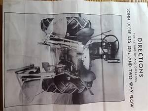 John Deere L15 Plow Manual For L Series Tractors  2016
