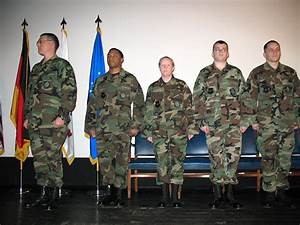 Five Ramstein Airmen earn Army combat badge > U.S. Air ...
