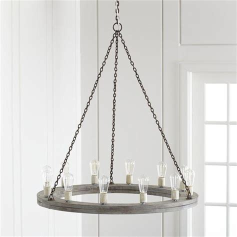 lights for island kitchen gray wood rustic chandelier