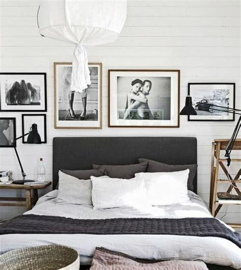 idee deco papier peint chambre adulte 1001 idées pour une chambre scandinave stylée