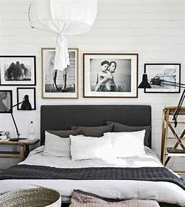 1001 idees pour une chambre scandinave stylee for Idee deco cuisine avec meuble scandinave chambre