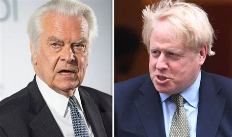 Brexit news: Lord Owen reveals why Boris Johnson will ...