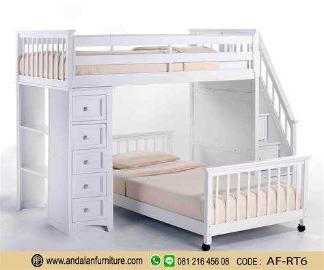 desain set tempat tidur anak tingkat minimalis terbaru