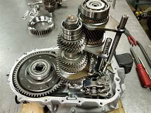 Honda Manual Transmission Rebuilding  U2013 One6 Motorsports