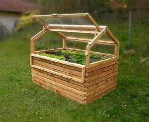 hochbeet mit fruhbeet von gartenfrosch bild 11 With französischer balkon mit aufbewahrungsbox holz mit deckel garten