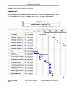 Download Gantt Chart Example Clinical Trial   Gantt Chart ...