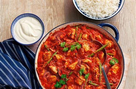 davids hot   chicken curry recipe tesco real food