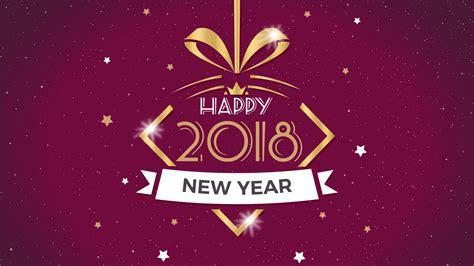 Beautiful Hd Wallpaper Of New Year 2018