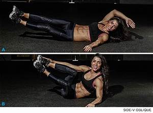 Wbff Champion Andreia Brazier U0026 39 S Favorite Arms And Abs Workout