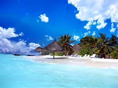 Beautiful Beach Landscape Wallpapers Hd Desktop And