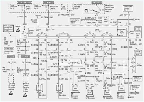 99 tahoe radio wiring diagram vivresaville