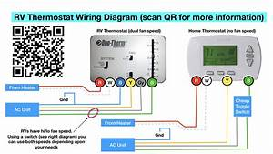 Ac Thermostat Wiring Diagram