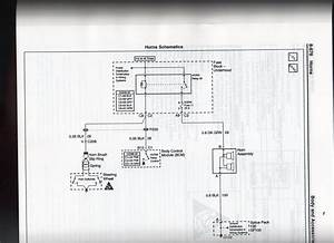 B2527- Horn Relay Circuit Issues