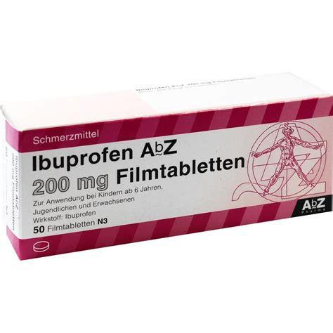 ibuprofen apotheke rezeptfrei