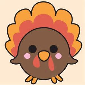 kawaii thanksgiving clipart set available here https www etsy listing 244937941 premium