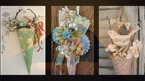 vintage easter decor ideas spring tussie mussie crafts