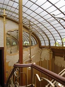 Art Nouveau Architecture : art nouveau victor horta art nouveau jugendstil art ~ Melissatoandfro.com Idées de Décoration