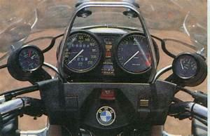 Bmw 1981 Motometer Clock And Voltmeter