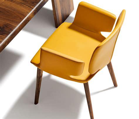 luxury leather dining chairs team 7 aye wharfside