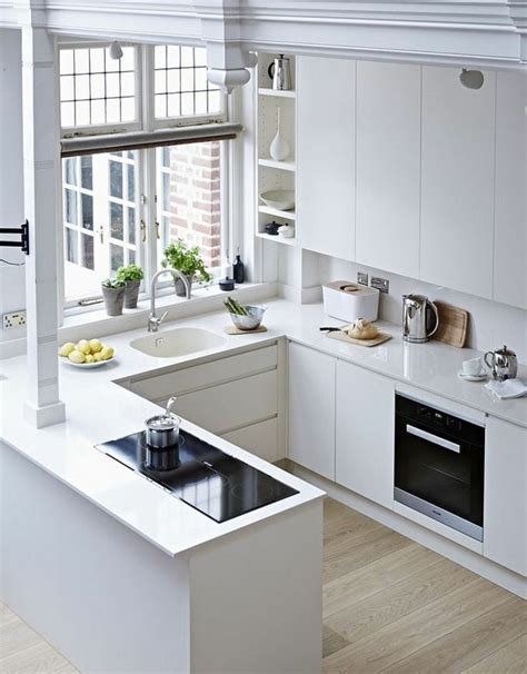 ideas sobre decoracion de cocinas blancas diseno