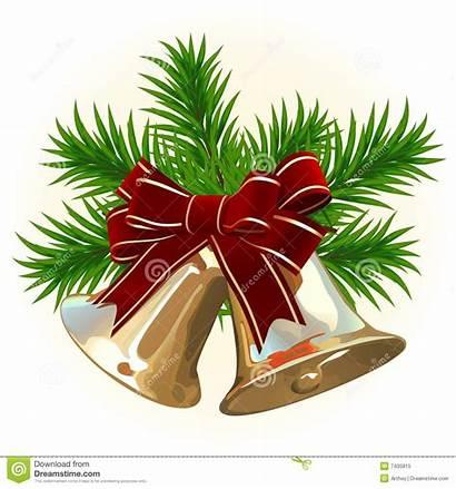 Weihnachten Bell Vektor Natale Bells Belhi Vettore