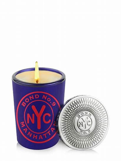 Manhattan Candle Scented Bond