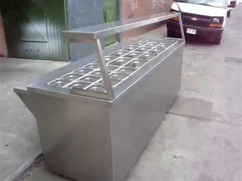 cocinas industriales muebles de acero inoxidable youtube