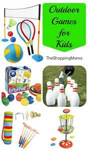 Outdoor Kids Games Activities