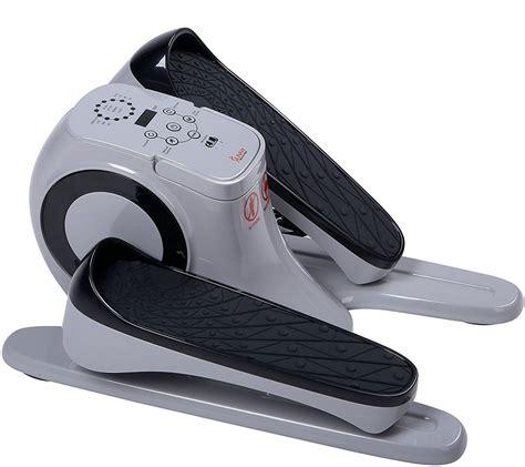 best under desk elliptical sunny health fitness motorized under desk elliptical