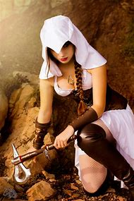 Assassin's Creed Female Cosplay Sexy