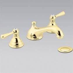 Moen Kingsley Faucet Polished Brass by Moen Kingsley 8 Widespread Polished Brass Bathroom Sink