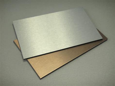 panneau composite aluminium