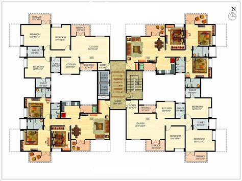 six bedroom floor plans six bedroom floor plans photos and