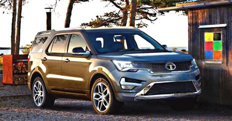 Tata Q501 And Q502 (land Rover Based) Two New Suvs Confirmed