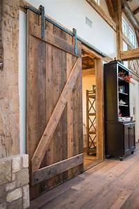 Classic Sliding Barn Door - Heritage Restorations