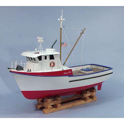 Portuguese Fishing Boat Plans by Dumas 24 Jolly Jay Fishing Trawler Boat Kit Wooden Boat