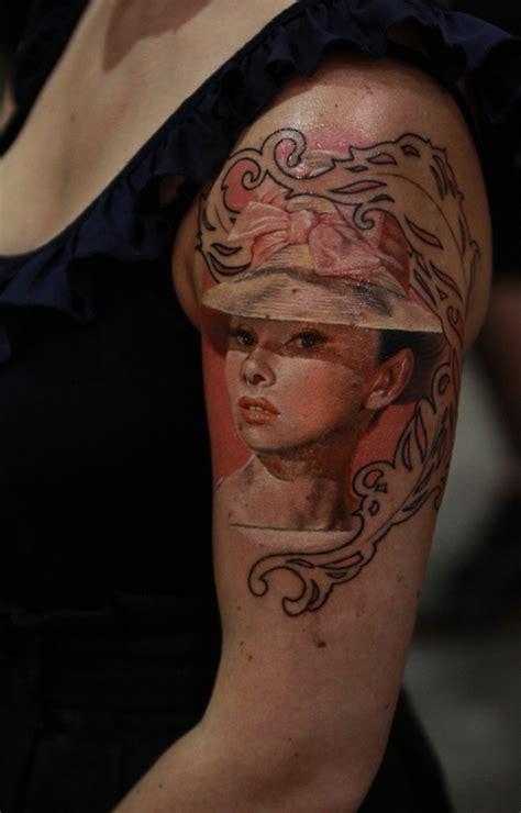 portrait tattoo images designs