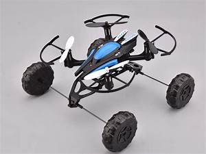 3 In 1 2 4ghz Rc Hover Drone Ground Drive Aquatic Drive