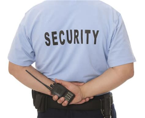 Security Supervisor Skills by Guarding Skills Qqi Level 4 Security Excellence
