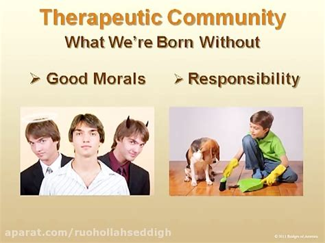 Therapeutic Community Concepts Overview