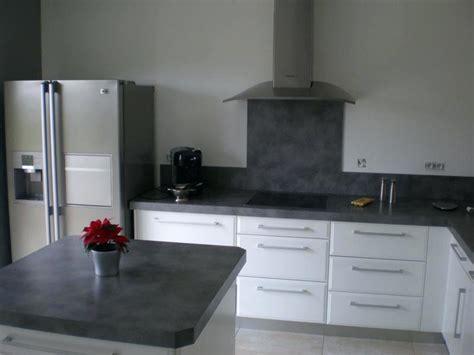 cuisine beige laqu awesome meuble de cuisine gris et blanc images seiunkel