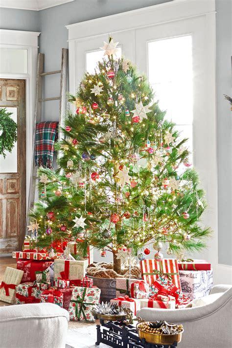 christmas tree decorated ideas 25 awesome christmas tree decorating ideas 2016 designmaz 4505
