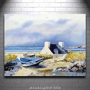 Landscape oil painting Impressionist art canvas painting ...