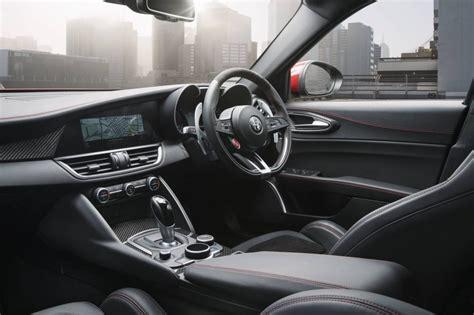 Alfa Romeo Interior by Alfa Romeo Giulia Now On Sale In Australia From 59 895