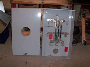 400 Amp Meter Socket  3  A