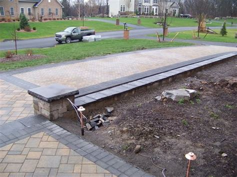 aspinall s landscaping concrete paver driveways an